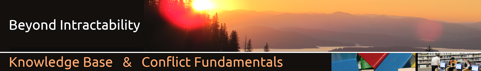 Fundamentals / Knowledgebase Masthead